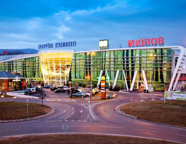 Centro commerciale Migros