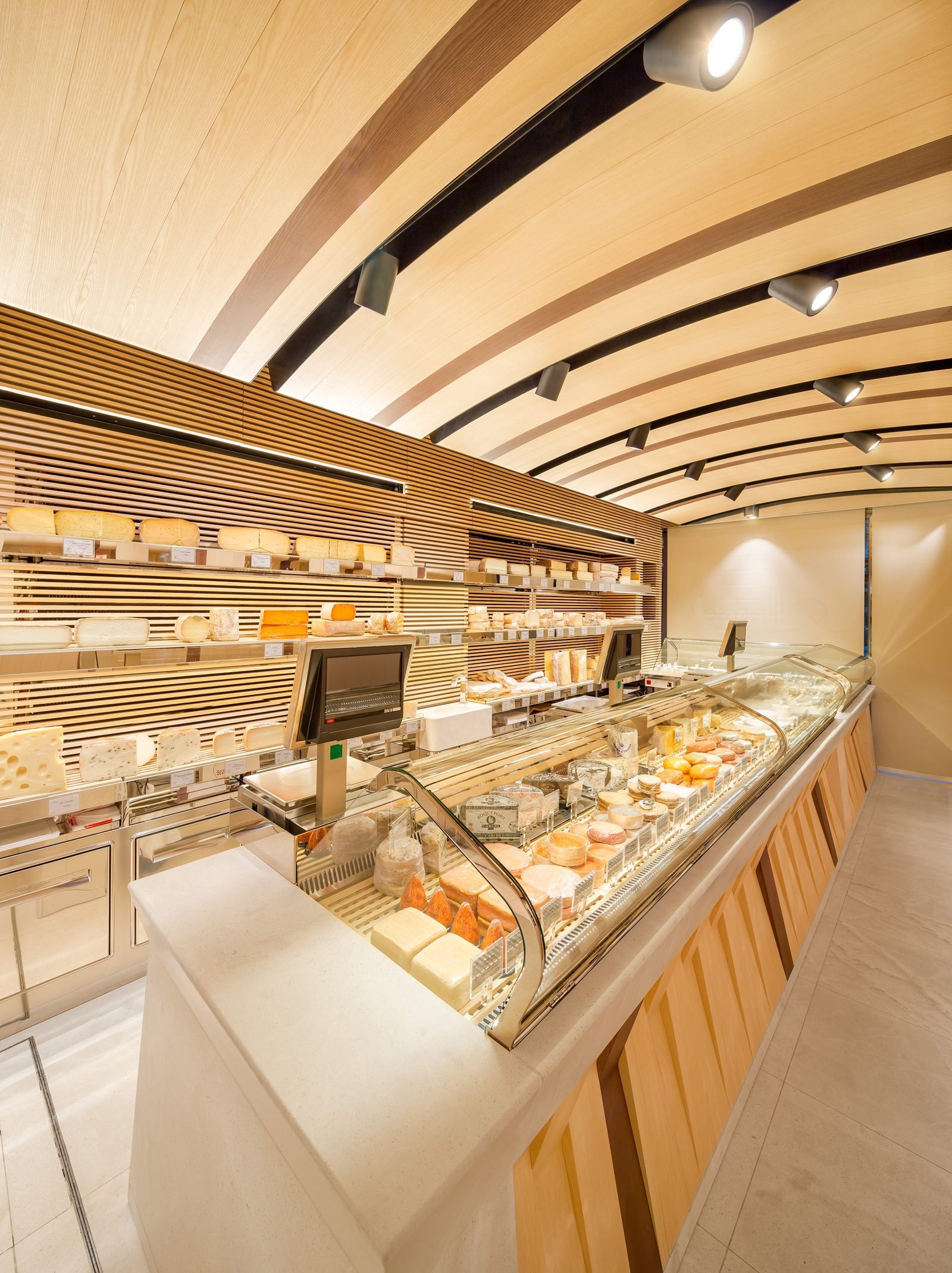 Alleosse fromager affineur retail amlab for Lideo arreda