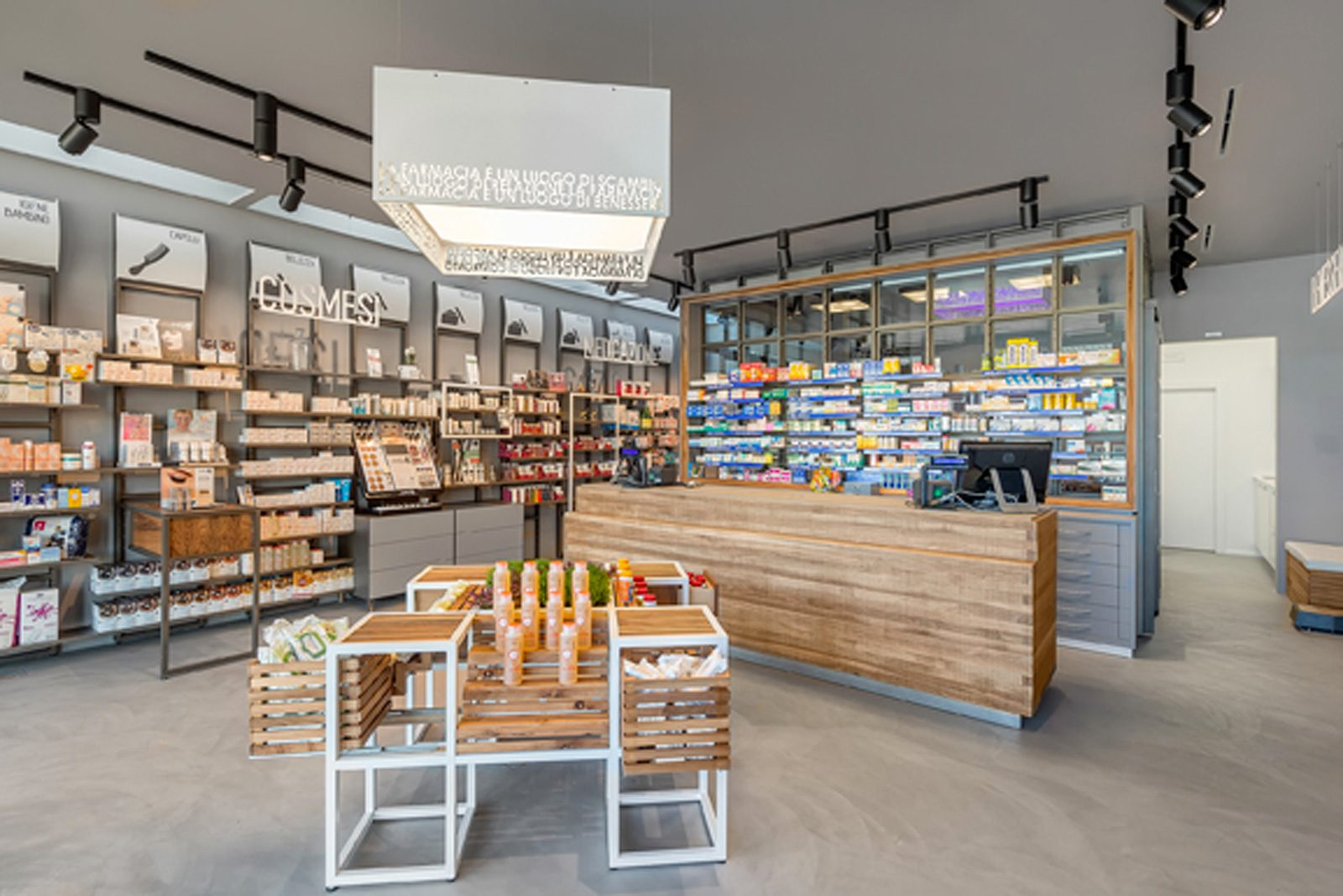 Apre la nuova Farmacia Saleri con il concept FARMACIA 3.0