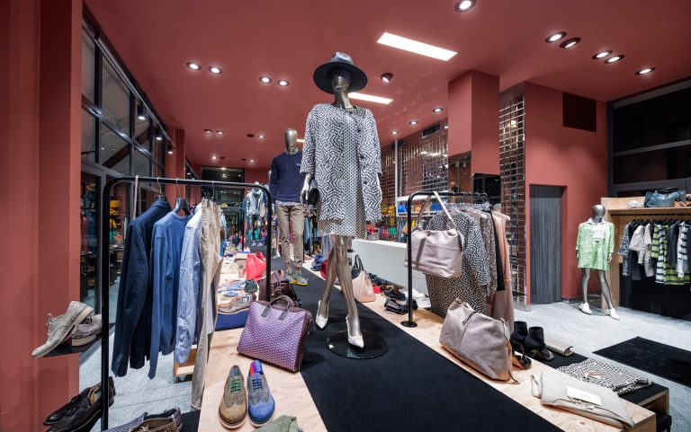 Permettersi i Marchi: la moda arriva in città