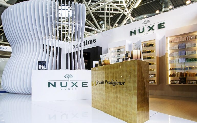 Le projet du Laboratoire Nuxe Italia sur Retailand