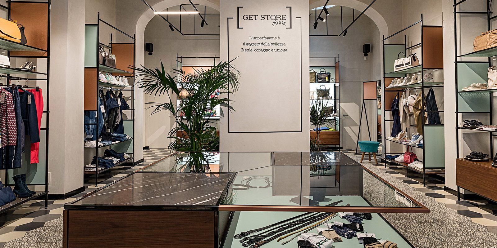 GET STORE DONNA de Fossano (département de Cuneo) inaugure son nouvel espace