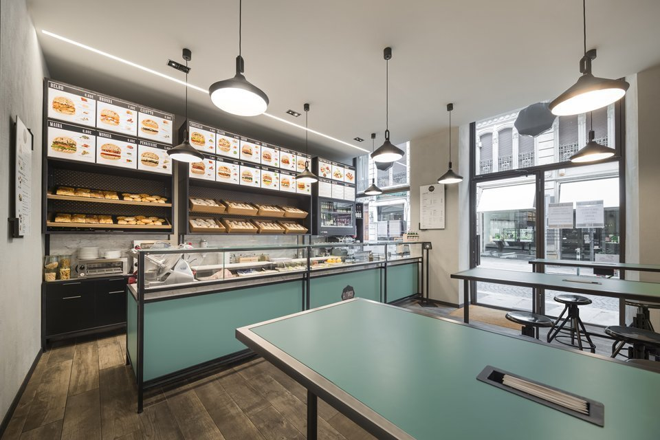 The project La Farcia on Retail Design Blog!