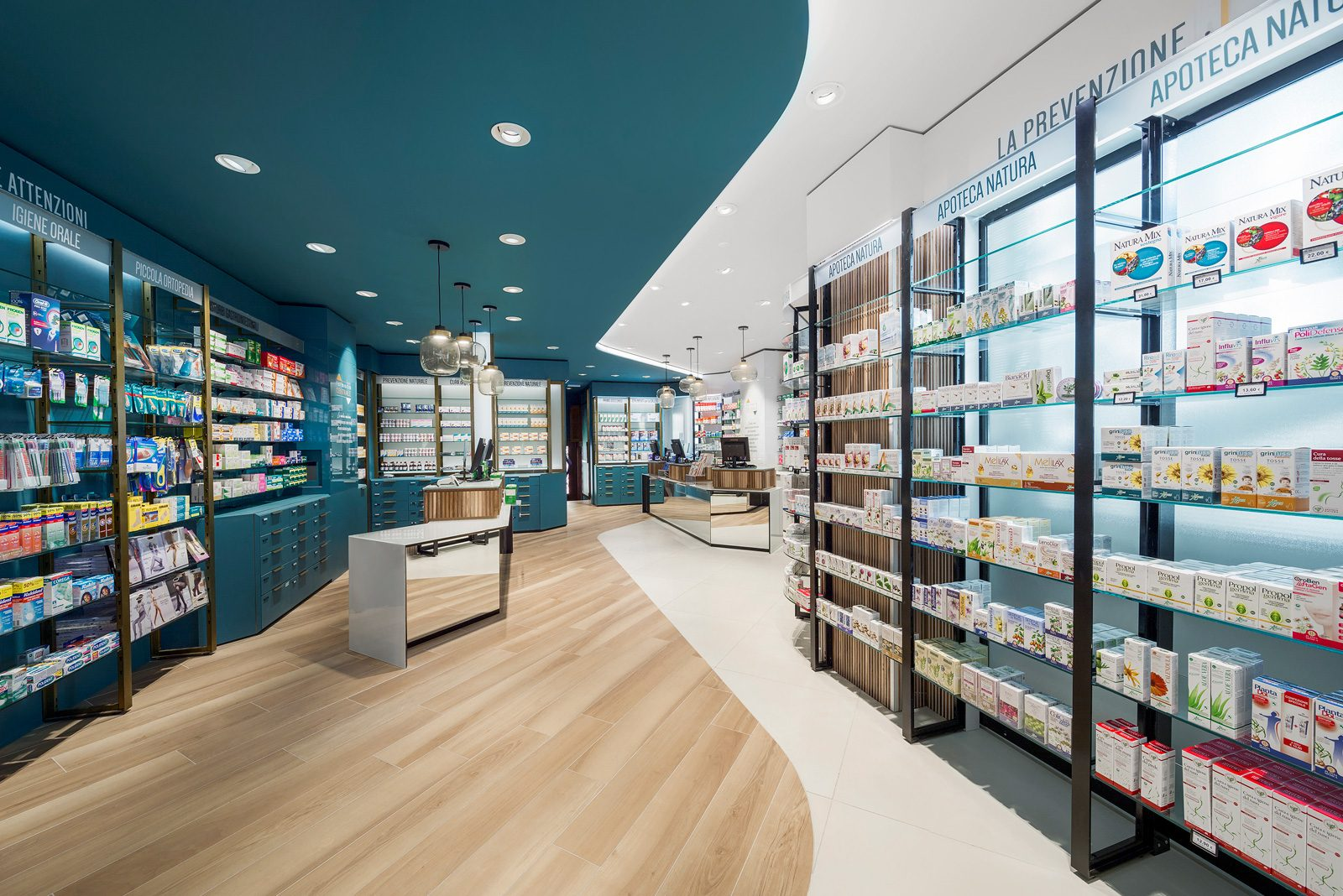 Farmacia Centrale Arcore is one of Retail Awards 2018 finalist!