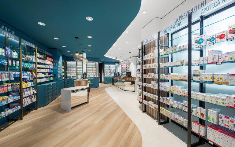 Farmacia Centrale Arcore finalista ai Retail Awards 2018