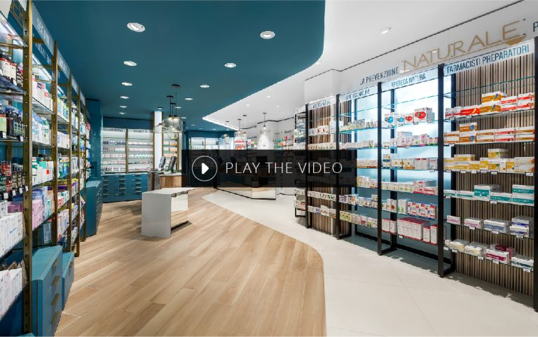 The video of Farmacia Centrale it's now online