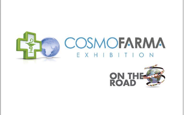 Cosmofarma On The Road: ci siamo anche noi!