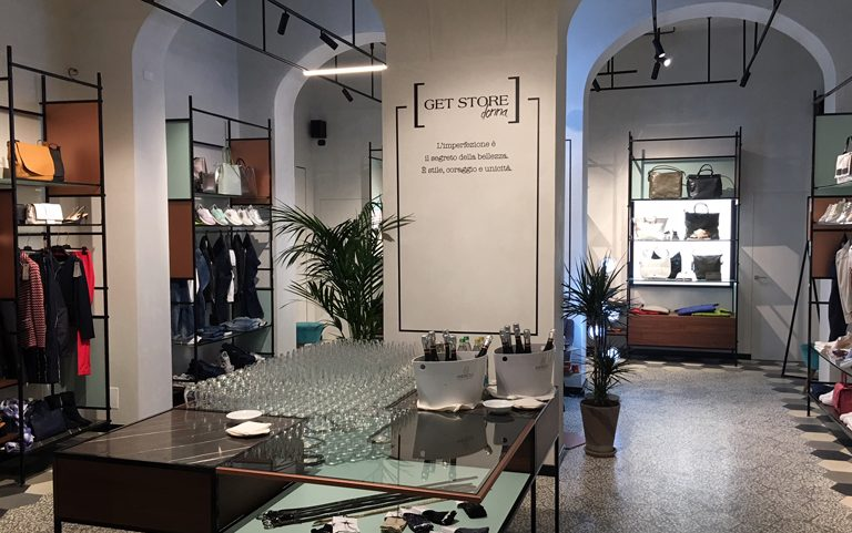 A Fossano inaugura il nuovo ambiente GET STORE DONNA