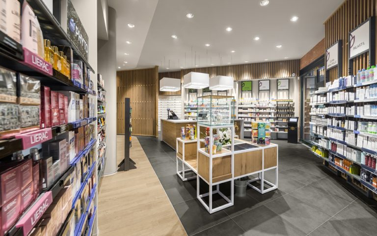 Farmacia Riva on Retail Design Magazine