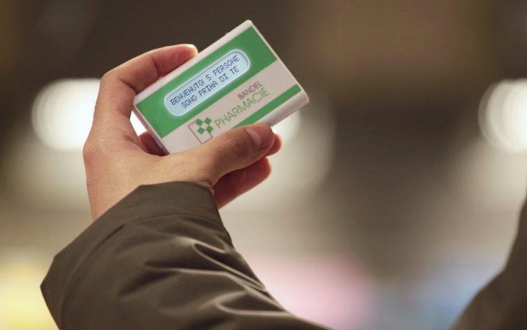 BUTLER: un nuovo modo di vivere l'attesa in farmacia