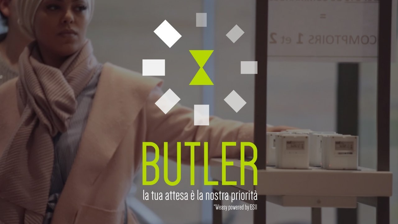 Il video di Butler è online!