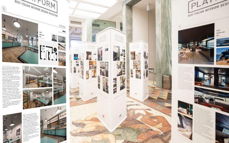 AMlab e La Farcia premiati tra i Best Italian Interior Design 2018!