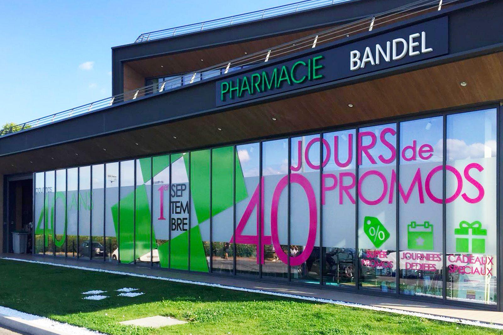 La Pharmacie Bandel fête son 40ème anniversaire !