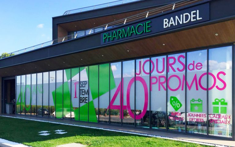 Pharmacie Bandel celebrates its 40th anniversary!