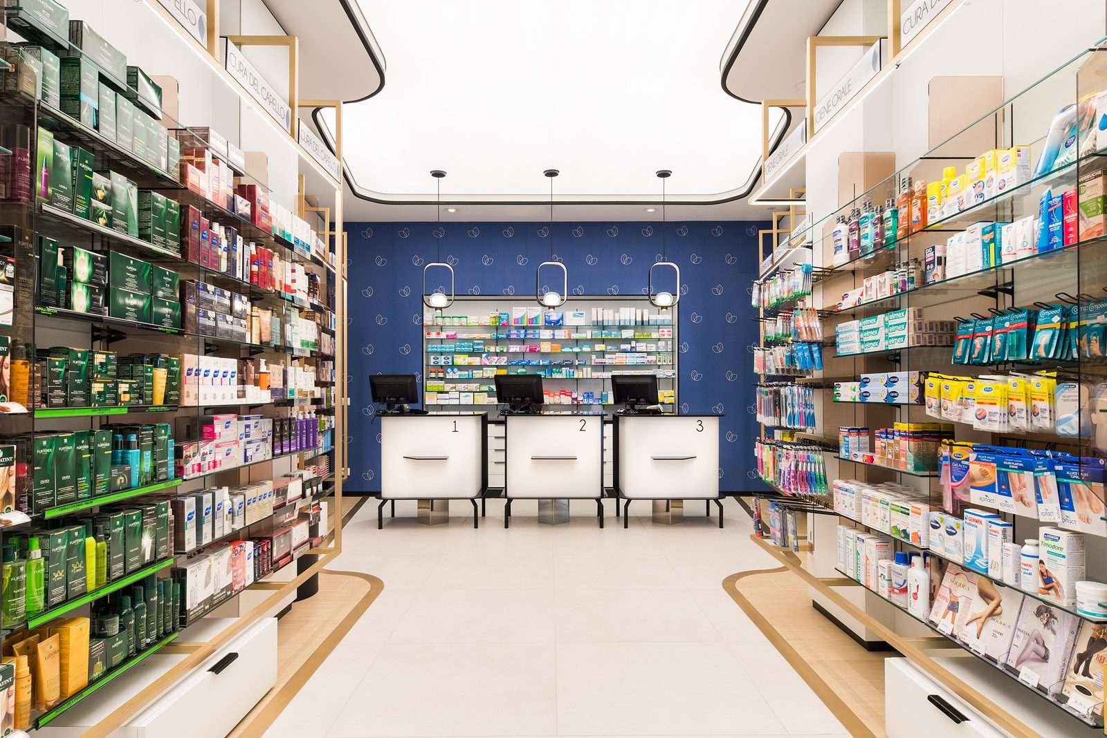 AMlab projects selected by the editors of Retail Design Blog!