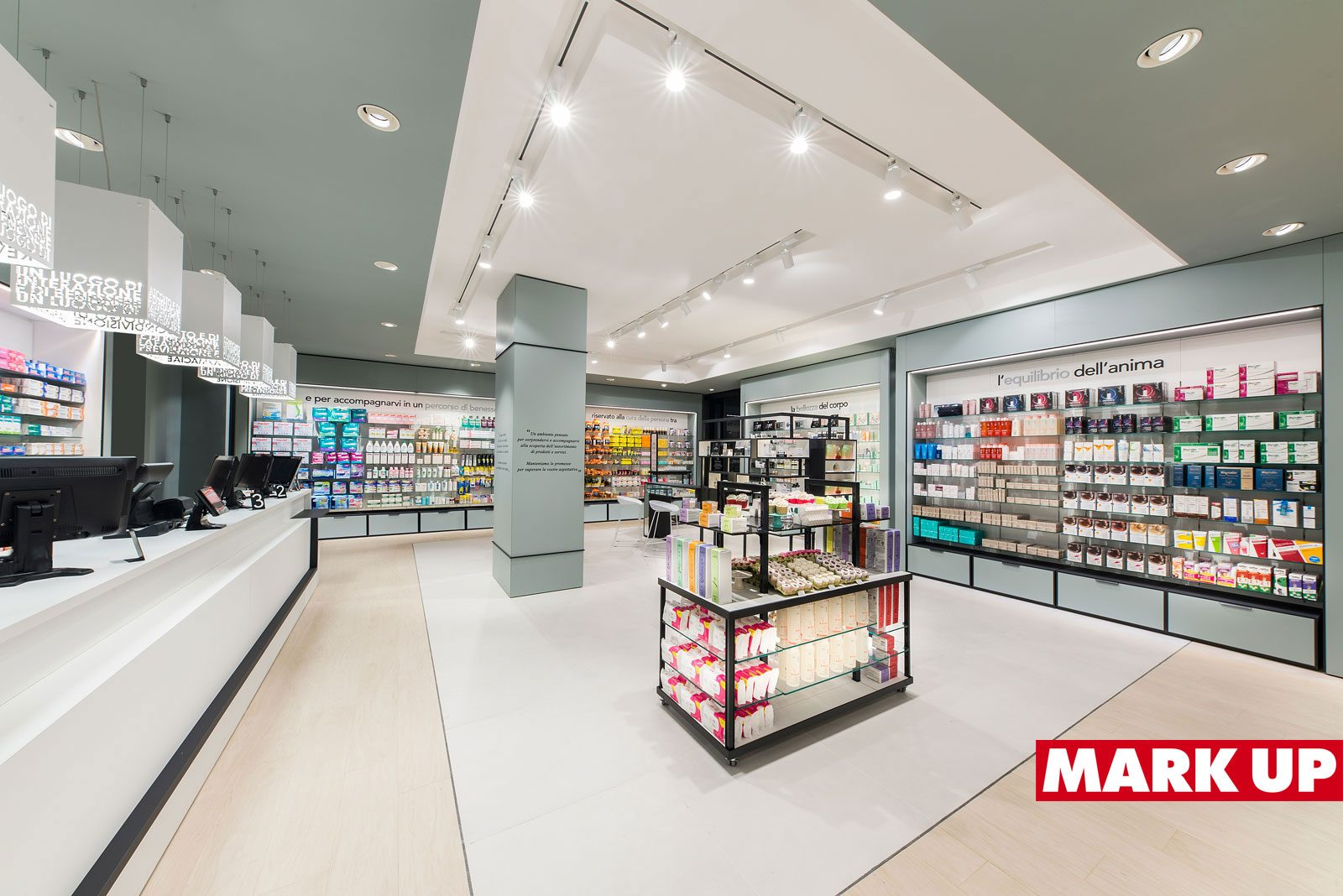 Farmacia Fares su Mark Up | Pharmalab