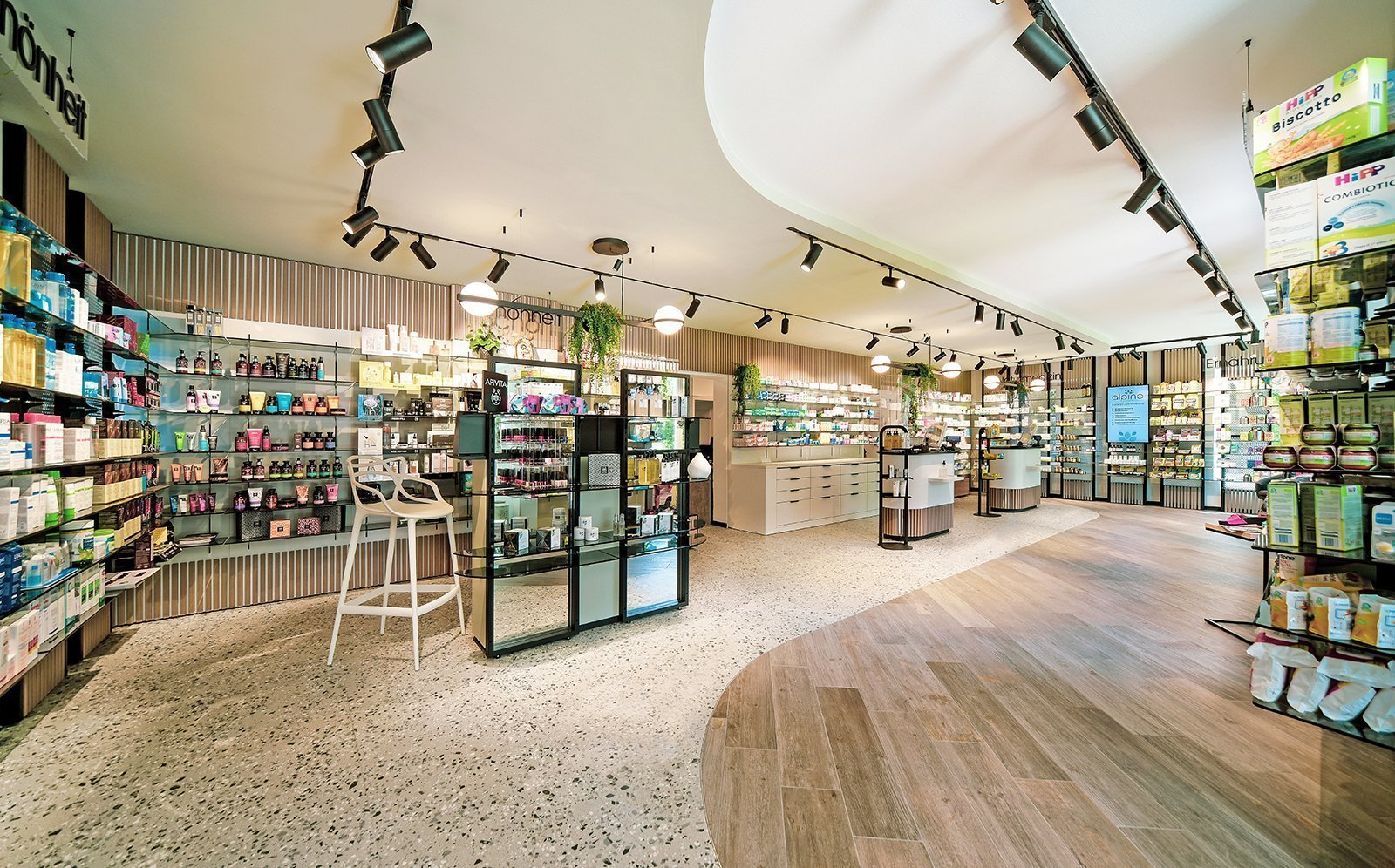 Farmacia Alpina: verso una nuova human experience