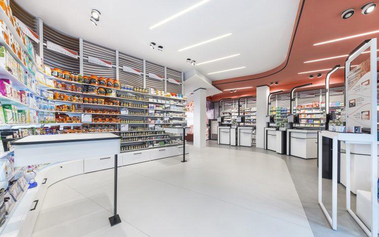 Farmacia Fecchio se rénove et révolutionne sa vision !