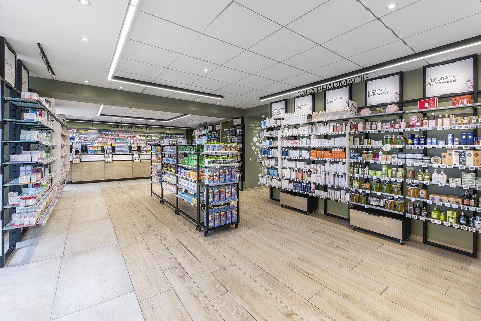 Pharmacie de l'Hotel de Ville: essere sorprendente