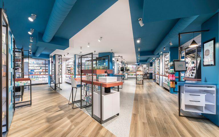 Linfa Farmacia Relazionale : un regard à la pharmacie du futur