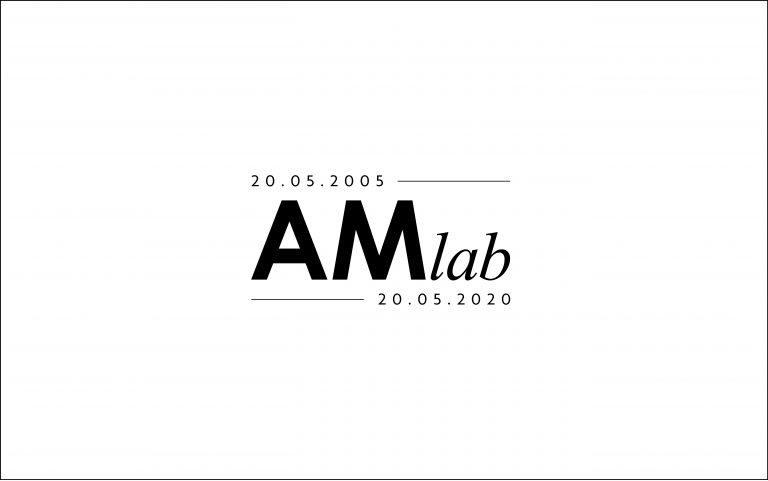 AMlab | I nostri primi 15 anni