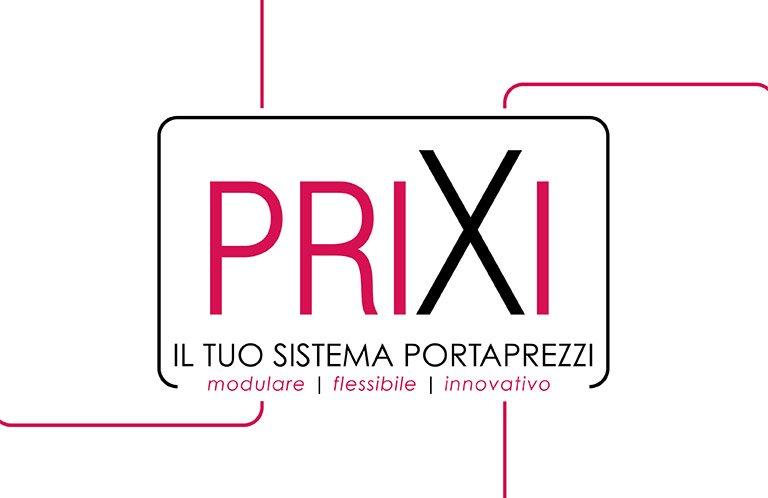PRIXI: il portaprezzo modulare, flessibile e dal design innovativo!