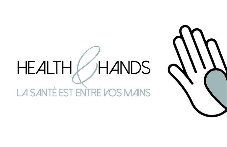 HEALTH&HANDS : le corner idéal qui prévoit le logement des dispositifs de sécurité!