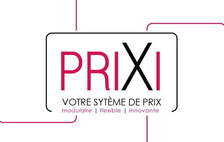 PRIXI : le porte-prix modulaire, flexible et avec un design innovant!