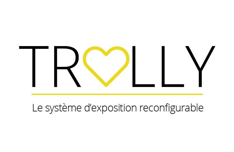 TROLLY : le système d'exposition modulaire et flex pour l'organisation des parcours et de l'exposition dans la pharmacie
