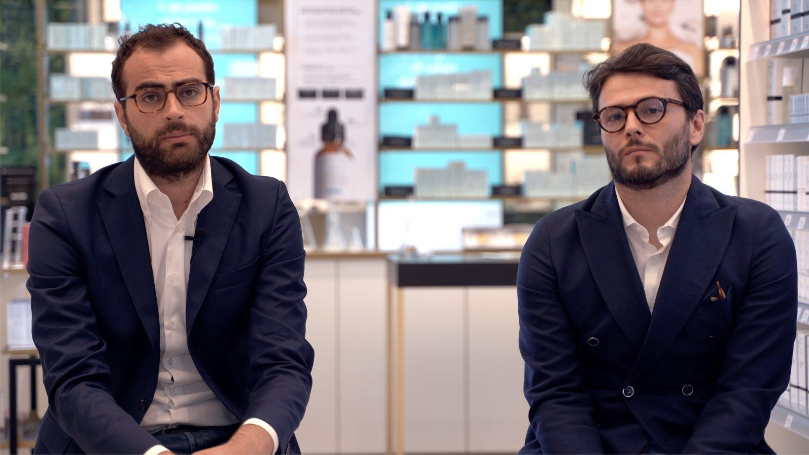 Lafarmacia. Interview vidéo à Davide Tavaniello et Rodolfo Guarino
