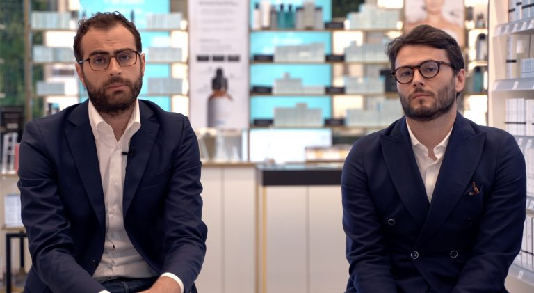 Lafarmacia. Interview vidéo à Davide Tavaniello et Rodolfo Guarino