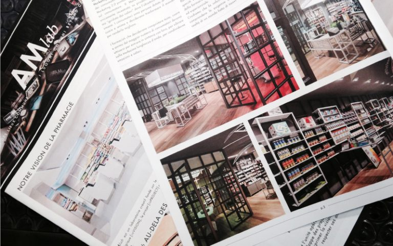Magazine Farmacia 3.0 by AMlab