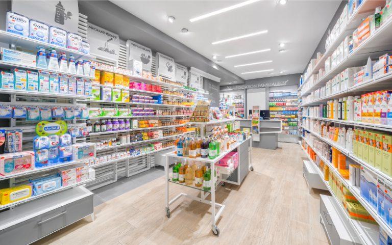 Pharmacie des Panoramas: un'insolita esperienza di benessere