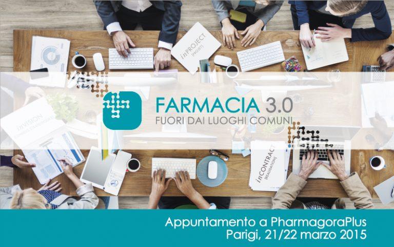 L'evoluzione della FARMACIA 3.0 a PharmagoraPlus 2015