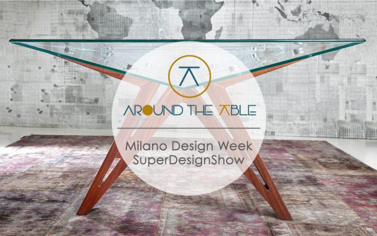 FuoriSalone2016: una collezione all'insegna del Made in Italy!