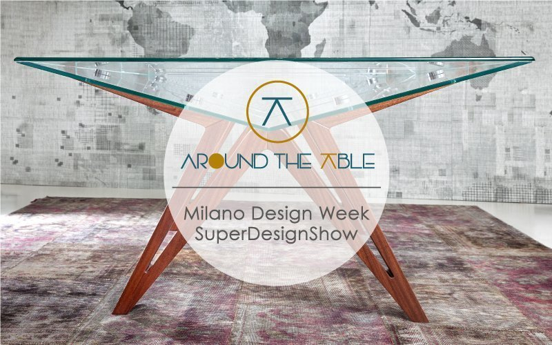 FuoriSalone2016 : une collection sous le signe du #MadeInItaly !