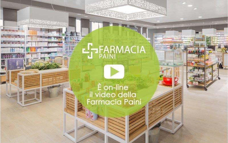 È online il video della Farmacia Paini