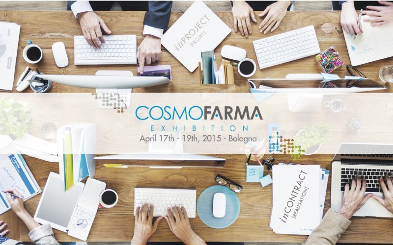 PHARMACY 3.0's evolution at Cosmofarma 2015